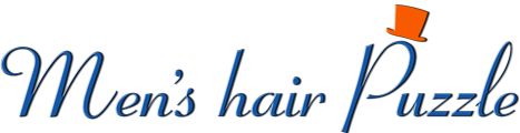 Men's Hair Puzzle